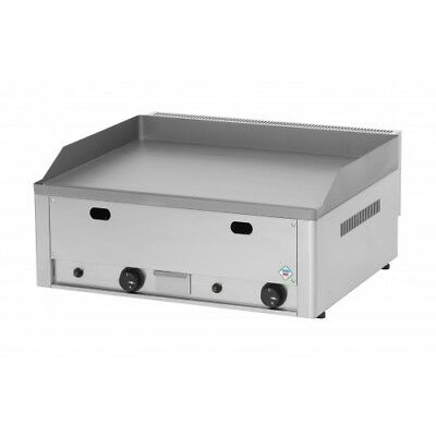 New RM Gastro Commercial Gas Smooth Griddle