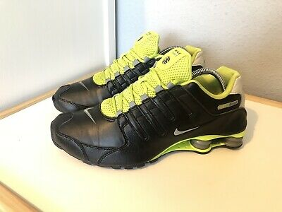 NIKE AIR MAX Shox NZ Leder Gr. 45 EUR 130,00 | PicClick IT