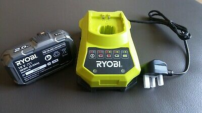 Ryobi One+ 18V 1.3ah Battery with Charger.