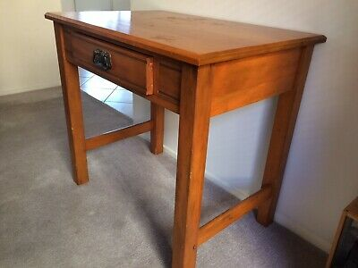Antique Pine Table or Hall Table