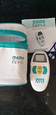 Mama TENS machine maternity labour pain relief