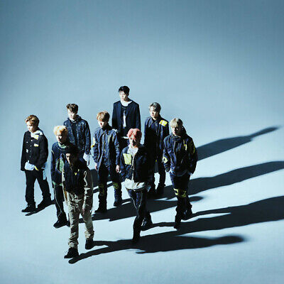 NCT 127-[NCT #127 We Are Superhuman]4th Mini Album CD+Poster+Book+PhotoCard+Gift