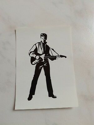 "Johnny Hallyday Stikers  ""Johnny les années 60"""