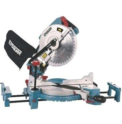 Erbauer Erb718Msw 255Mm Single-Bevel Collapsible Compound Mitre Saw 220-240V New