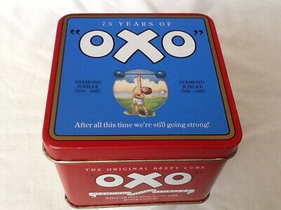 Oxo Tin. 75 Years.
