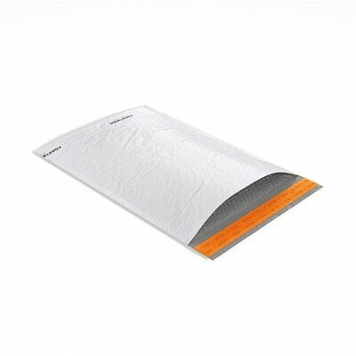 """Staples Bubble Lined Poly Mailers 9-1/2"""" x 14-1/2"""" #4 100/Carton (51613) 949086"""