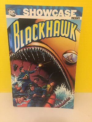 Showcase Presents Blackhawk  #108-127 Volume 1 Graphic Novel Paperback