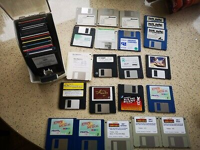 65 PC / Dos Floppy Disks