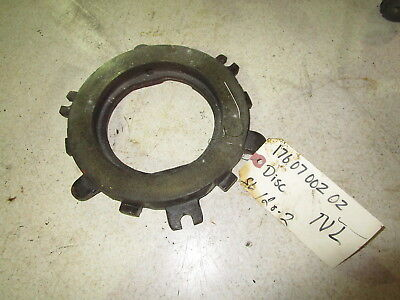 Samsung Clutch Disc 1760700202 Hyundai Wheel Loader Doosan SL-120