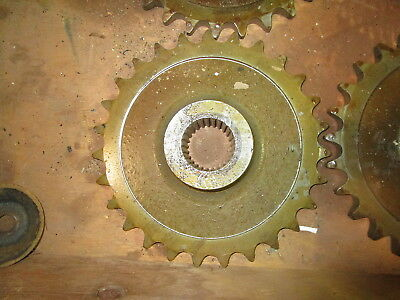 Caterpillar 236B ONE Axle Drive Sprocket Skid Steer Loader 236 246 252 262