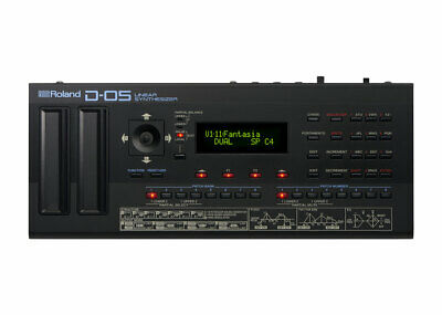 Roland D-05 Linear Synthesizer GENTLY USED