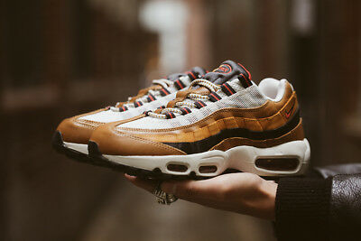 NIKE AIR MAX 95 ESCAPE PK QS Ale Brown UK 8 EUR 192,98