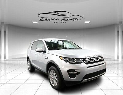 2016 Discovery Sport HSE 2016 Land Rover Discovery Sport, Indus Silver Metallic with 42,034 Miles availab