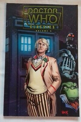 Doctor Who - Classics - Volume 5 - Graphic Novel (5th Doctor)