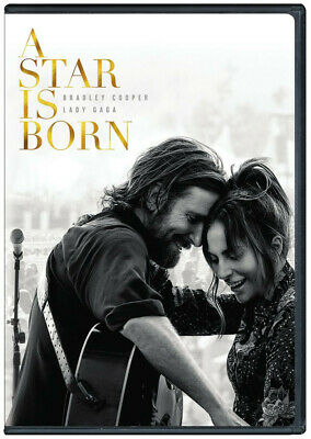 A Star Is Born 2018  (DVD) Includes Slipcover And Bonus Content DVD
