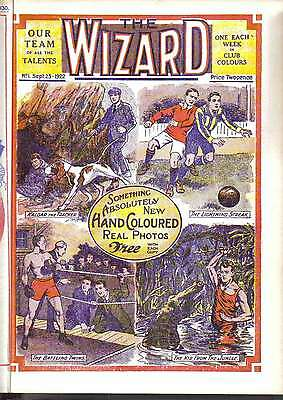 The Wizard - Uk Comic Collection - 210 Comics With Viewing Software