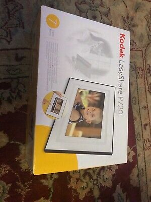"Kodak EasyShare P720 7"" Digital Frame Quick Touch Border"