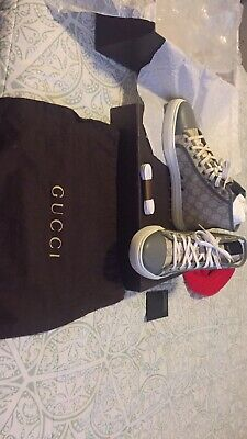 04d27605241 AUTH GUCCI MENS Shoes Horsebit Driving Loafers Us Size 9 Made In ...