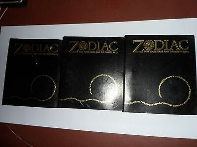 ZODIAC: You, Your Stars and the Mystic Arts - Full Set 78 Parts in Binders