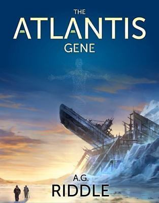 The Atlantis Gene: A Thriller [The Origin Mystery, Book 1]