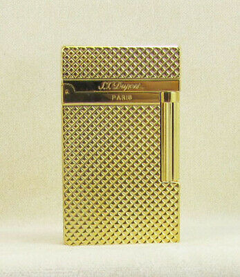 HOT NEW S.T Memorial lighter Bright Sound! golden lighter