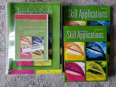 SRA Corrective Reading Decoding C Complete Teacher Material Set