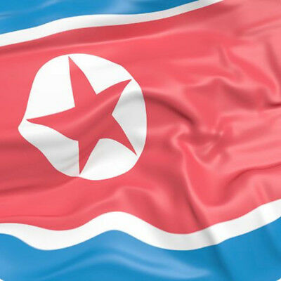 3X5 NORTH KOREA FLAG NORTHERN KOREAN BANNER NEW F719