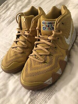 fd08878164e8 Nike Kyrie 4 Cinnamon Toast Crunch CTC Size 5.5 BoyKyrie Irving Basketball  Shoes