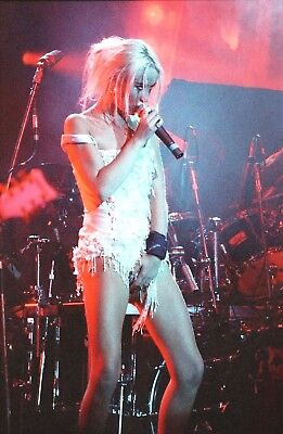 TRANSVISION VAMP in concert 1991 80 RARE PHOTOS! Little Magnets tour WENDY JAMES