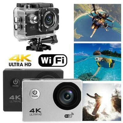 Ultra 4K Full HD 1080P Video Recorder Sport Camera WiFi Cam DVR Action Camcorder