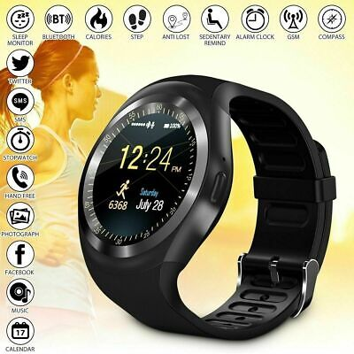 Smartwatch Band Reloj Pulsera Inteligente Bluetooth Mate Para Android / IOS
