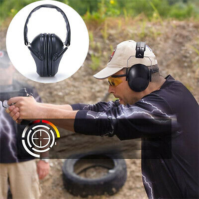 2CCA Anti-Noise Shooting Hunting Protection Ear Protector Soundproof Earmuff