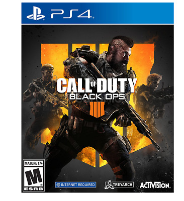 Call of Duty Black Ops 4 - For PlayStation 4