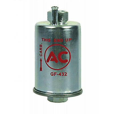 """Chevy Fuel Filter, GF432, For Cars With 1/4"""" Return Line, 1969-1974 40-324979-1"""