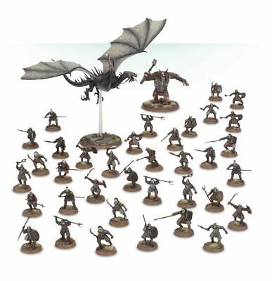 Games Workshop Lord of the Rings Pelennor Fields - Mordor / Angmar / Nazgul Army