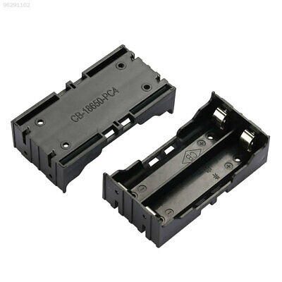 4EAE DIY Battery Case Battery Holder Power Supply Plastic 2X 18650 Battery