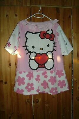 Adult Baby süßes Oberteil hello kitty Mustermix M