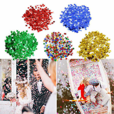 Wedding Sparkle Scatter Stars Table Confetti Foil Birthday Party Decor FiFDCA