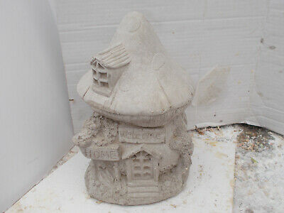 """"""" New Teapot Cottage"""" Latex Rubber Mould With Fibreglass Jacket."""