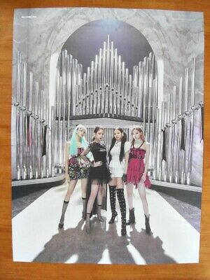 BLACKPINK - Kill This Love [OFFICIAL] (2 SIDED) POSTER K-POP *NEW*
