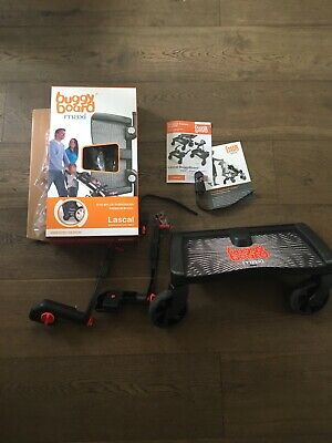 LASCAL BUGGY BOARD MAXI- Comes Complete With Box