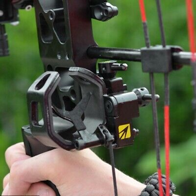 Durable Archery Bow Rest Capture Arrow Rest Full Containment for Compound Bow