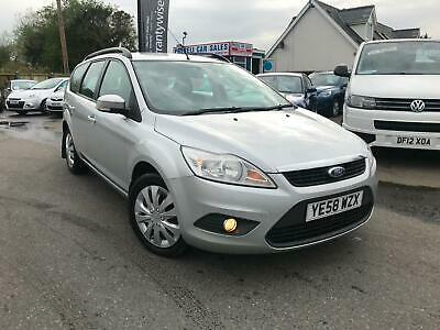 2008 58 FORD FOCUS 1.6TDCi 90BHP STYLE ESTATE #£30RFL #SALE PRICE £1500 SAVE£499