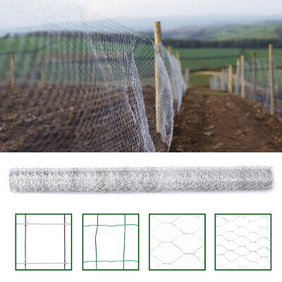 Chicken Poultry Fence Net PVC Coated/Metal Galvanized Welded Wires 13-50mm Mesh