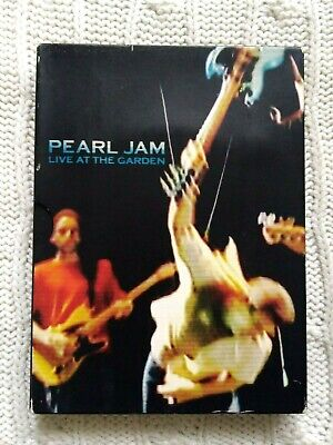 Pearl Jam: Live At The Garden -Dvd, 2-Disc Box Set- R- 1,3,4,5,6 -  Like New