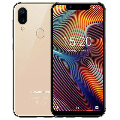 UMIDIGI A3 Pro 4G Mobile Cell Phone 5.7'' Android 8.1 3GB+16GB 3300mAh 3 Cameras