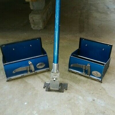 Plastering tools Plastering boxes and handle