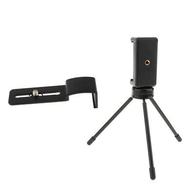 For DJI Osmo Pocket Camera Gimbal Tripod Bracket Mount Phone Clip Accessory
