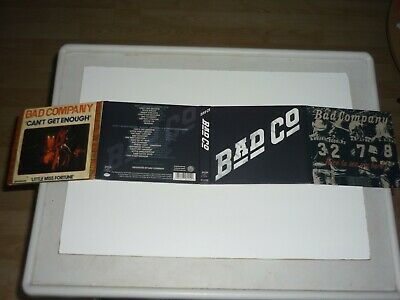 Bad Company SAME TITLE DELUXE 2 CD WARNER RECORDS 2015 WITH PAUL RODGERS