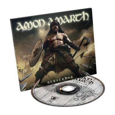 AMON AMARTH Berserker CD Limited Digipak Edition NEU & OVP 03.05. 2019
